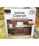 RUST-OLEUM Cabinet Transformations Kit CABERNET Complete - $65.00