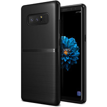 For Samsung Galaxy Note 8 Case VRS® [Single Fit] Slim Shockproof Rubber ... - $10.39