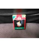 "Hallmark Keepsake ""Baby's First Christmas"" Miniature Ornament 1991 NEW - $7.43"