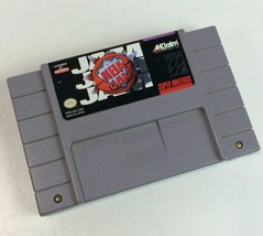 NBA JAM Super Nintendo SNES Acceptable - $9.89