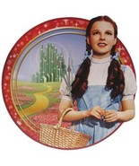 """The Wizard of Oz Dorothy and Emerald City 12.5"""" Cordless Wall Clock, NEW... - $24.18"""