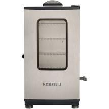 "Masterbuilt Digital Electric Smoker (800w; 30"") MASTMB20072218 - £257.99 GBP"