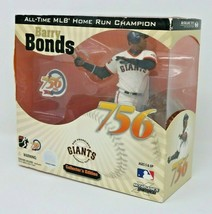 BARRY BONDS FIGURE 756 HOME RUNS SAN FRANCISCO GIANTS HTF SEALED - $23.21