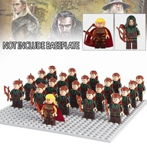 21pcs/lot The Hobbit Lord of the Rings Legolas with elves army Lego Minifigures - $28.99