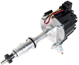 A-Team Performance HEI Complete Distributor 65K Coil Compatible With Ford FE 352 image 4