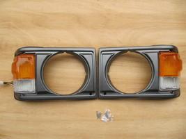 FIT FOR TOYOTA LAND CRUISER FJ60 LIGHT CASE ASSEMBLY W/CORNER LAMP 1981-... - $80.77