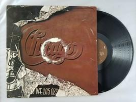 Chicago Chicago X Vinyl Record Vintage 1976 Columbia Records CBS - $27.89