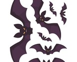 Ickers festive halloween party sticker mural pvc wall decals window stickers party thumb155 crop