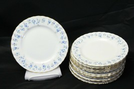 "Royal Albert Memory Lane Bread Plates 6.25"" Lot of 12 - $87.22"