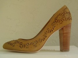 New Ralph Lauren Brown Leather Pumps Size 8.5 M $150 - $62.94