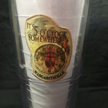 Tervis 20 Ounce Tumbler 5 O'clock Somewhere Margaritaville  - $19.97