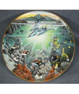 Honolua Bay Of Piilani Underwater Paradise Collector Plate Robert Lyn Ne... - $17.75