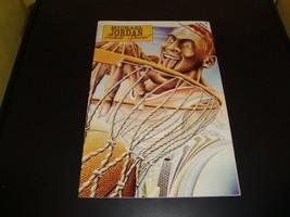Michael Jordan Revolutionary Comic Book Tribute Special #1 Chicago Bull ... - $4.49