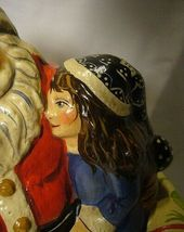 Vaillancourt Folk Art, My Christmas  Wish Santa signed by Judi Vaillancourt image 4