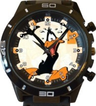 Daffy Duck New Gt Series Sports Unisex Gift Watch - £28.09 GBP