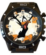 Daffy Duck New Gt Series Sports Unisex Gift Watch - £26.45 GBP
