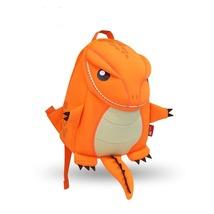 cartoon dinosaur neoprene anti-lost children backpack - $28.00