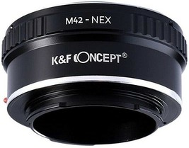 K&F Concept Lens Adapter Ring for M42 to Sony E Mount - $29.69