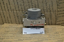 2004 Mitsubishi Endeavor ABS Pump Control OEM MN102706 Module 237-8A4 - $74.44