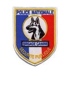France Police Nationale Securitee Publique Brigade Canine French Nationa... - $9.99