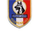 Uritee publique brigade canine french national police k 9 unit 4.25 x 3.25 in 9.99 thumb155 crop