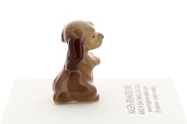 Hagen-Renaker Miniature Ceramic Dog Figurine Don Winton Cocker Pup Begging image 4