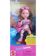 Barbie Kelly Club Surfer Lorena Posable Legs 2000 Kelly Size Barbie Doll... - $27.02