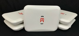 Lot of 5 Brocade Mobility AP-650 Dual Int Wireless Access Points with 1 ... - $158.39