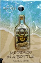 Hard Rock Cafe Four Winds Casino Lmtd Ed Message In A Bottle Global Seri... - $17.99