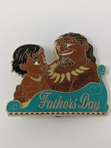 Moana Tui Father's Day WDI Walt Disney Imagineering LE200 Pin - $59.99