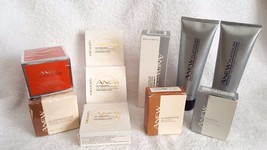 10 PC LOT ANEW AVON Alternative Genics Foundation Cleanser Luminosity Cl... - $75.00