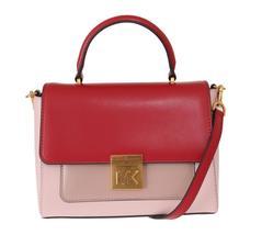 Red Pink MINDY Satchel Crossbody Bag - $318.00