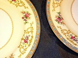 Noritake China 2 Serving Plates Japan (Colby Pattern # 5032) AA19-1503 Vintage image 2