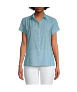 St. John's Bay Regular Fit Button-Down Shirt Size PS New   - $9.99