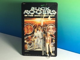 VINTAGE BUCK ROGERS 25TH CENTURY ACTION FIGURE TOY 1979 MEGO MOC ARDELLA... - $84.15