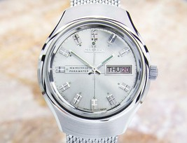 Citizen Newmaster Manual Wind 36mm Mens Rare Watch 1970s Vintage Japan Jr24 - $584.10