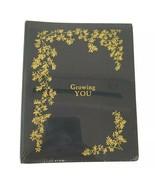 Growing You: Keepsake Pregnancy Journal HARDCOVER 2020 by Korie Herold - $18.93