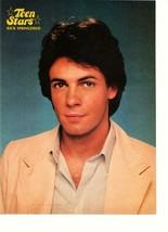 Rick Springfield Motley Crue Vince Neil teen magazine pinup clipping 198... - $3.50