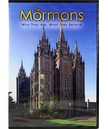 The Mormons Who They Are, What They Believe Brand NEW DVD Discussion Cur... - $20.18