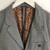 Ted Baker London Blazer Sport Coat Houndstooth Ted Size 2 (36) Mens - $69.99