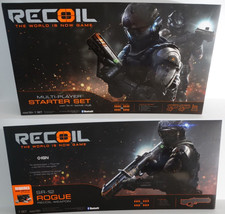 Recoil Multiplayer Laser Tag Starter Set WiFi and SR-12 Rogue Recoil Wea... - $85.00