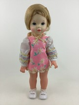 """Drawing Doll Sketchy 18"""" Vinyl Doll with Original Outfit Mattel Toy Vintage 1969 - $33.81"""