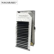 Faux mink individual eyelash extension mix NAGARAKU 16rows/case 7~15mm - $9.99