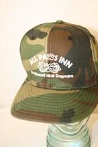 All Paws Inn New Era 9Fifty Camo Turkey Deer Hunter Trucker Snapback Dad cap - $29.95