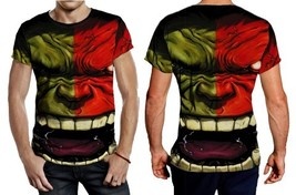 hulk red anger cartoon illustration Tee Men's - $22.99
