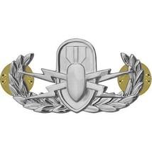 Mid Size Genuine U.S. Air Force (Usaf) Breast Badge: Explosive Ordnance Disposal - $14.83