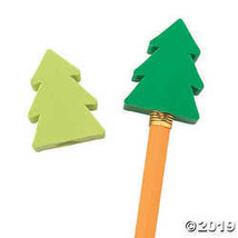 Fun Express Evergreen Pencil Toppers  - $7.74