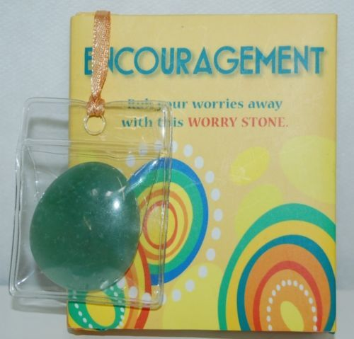 Blue Mountain Arts 407 Small Notepad Encouragement Rub Your Worries Away