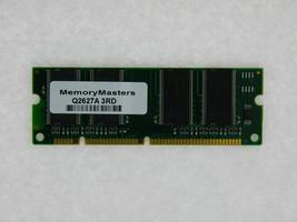 Q2627A 256MB 100pin DDR SODIMM Memory for HP LaserJet 2400 Series