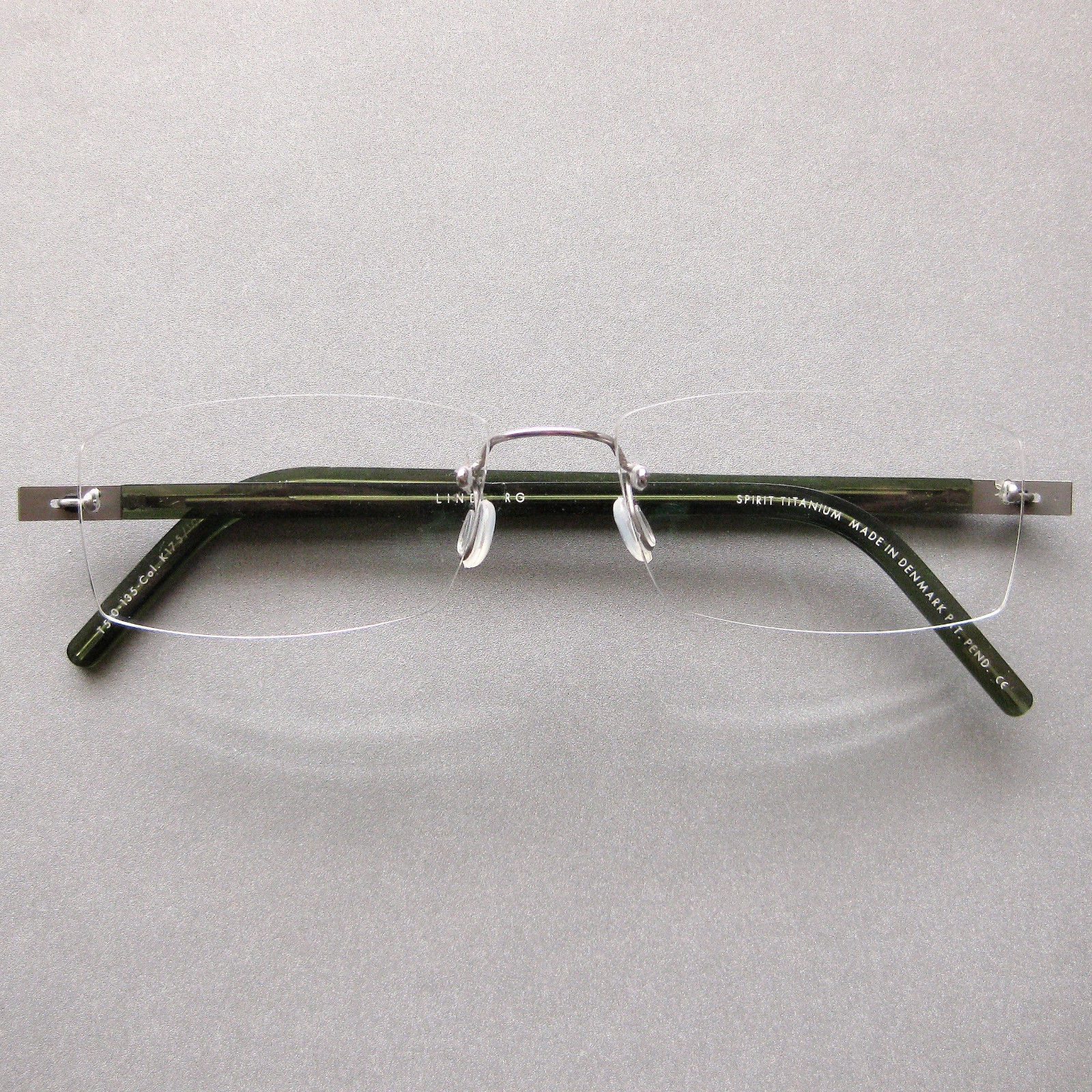 9533edc26c Lindberg Spirit Rimless Eyeglasses « One More Soul